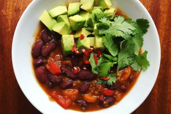 Chili Sin Carne, Praise Beans