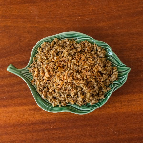Mujadara for your Heart, Wallet, Health, and the Earth