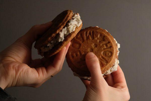 Cli-fi Peanut Butter Cookies