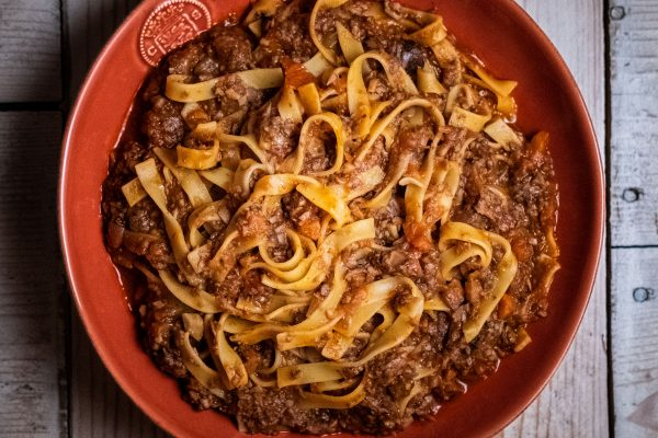 I Can't Believe They're Vegan, Bolognese
