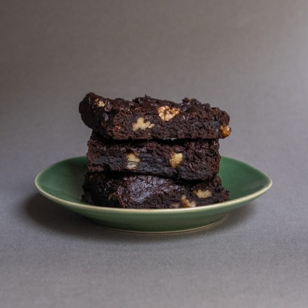 I Can't Believe They're Vegan, Brownies