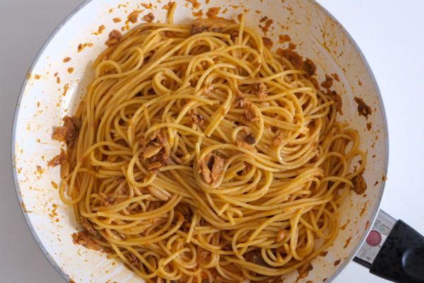 Pasta con le Sarde and Thoughts on the Movie Seaspiracy